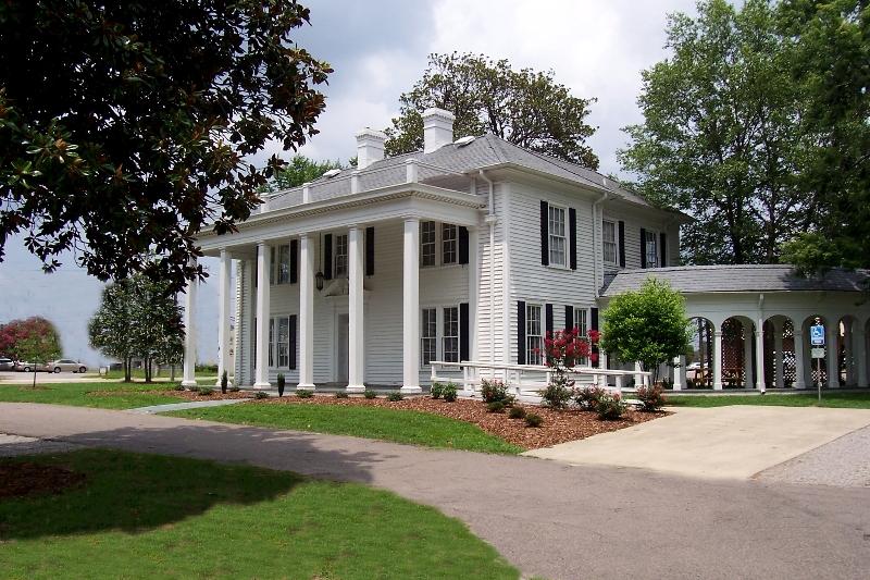 Historic Blue House